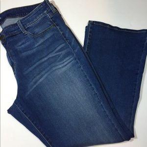 Boutique slim boot jeans Sz 20WS